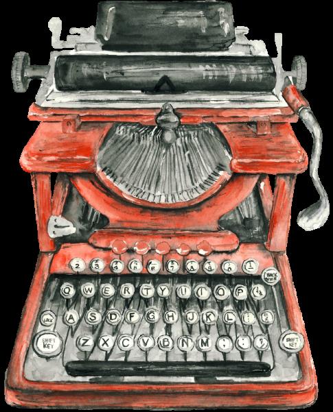 Macchina da scrivere, Manuela Vullo Comunicazione