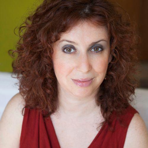 Ritratto di Manuela Vullo copywriter libera professionista a Torino